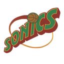 Canberra Sonics Logo